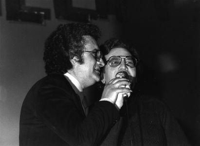 Mimino Spano e Gregorio Caputo
