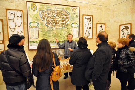 Una visita guidata con Gregorio Caputo 2012