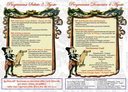Depliant 2013 - programma
