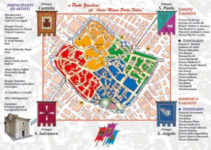 Depliant 2013 - mappa - artisti
