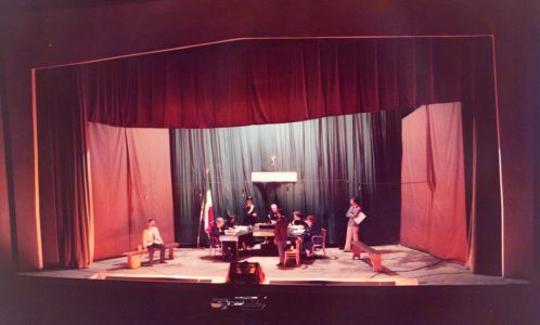 La causa - Teatro Augusteo 1977