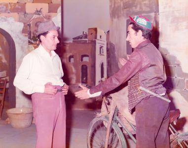 Teatro Augusteo 1977 Gino Alemanno e Federico Schirosi