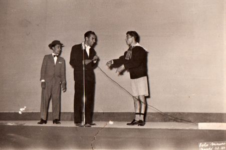 Paolo Zacchino - Gino Alemanno - Federico Schirosi - anni 40