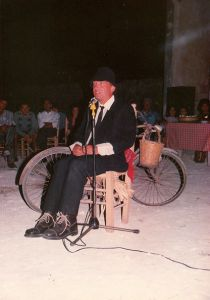 Masseria Boncuri - anni 80