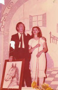 Gregorio Caputo e Adele Siciliano