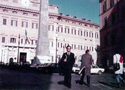 Gregorio Caputo nella parte di Scipione De Luca