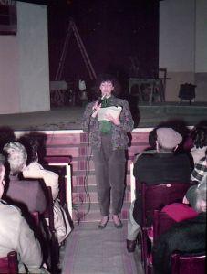 Giovanna Zacchino - Teatro Comunale 1984